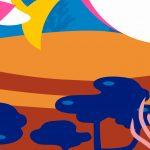 Fundo Festa Infantil Baby Shark 15