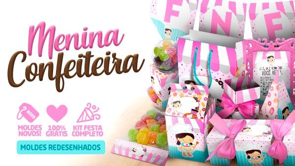 Kit Festa Confeitaria