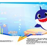 Plaquinhas Baby Shark 28