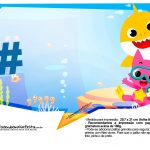 Plaquinhas Baby Shark 5