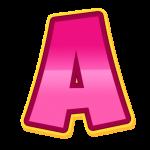 A Alfabeto Patrulha Canina para Meninas