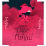 Caixa Dia das Maes Minha Mae e Ninja tampa