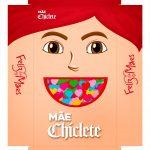 Caixa Personalizada Mae Chiclete Tampa