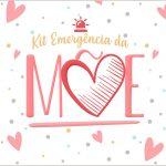 Molde retangulo Kit Emergencia da Mae