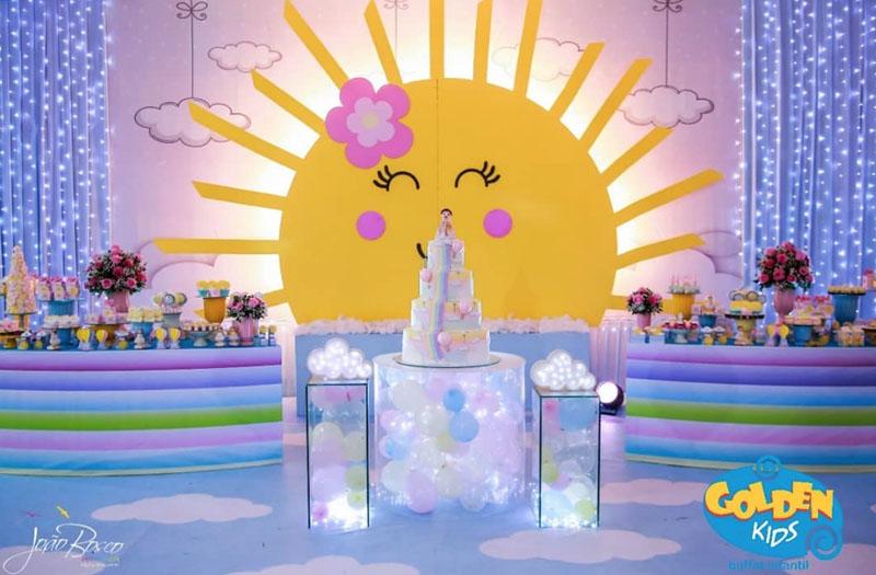 20 Ideia Festa Sunshine