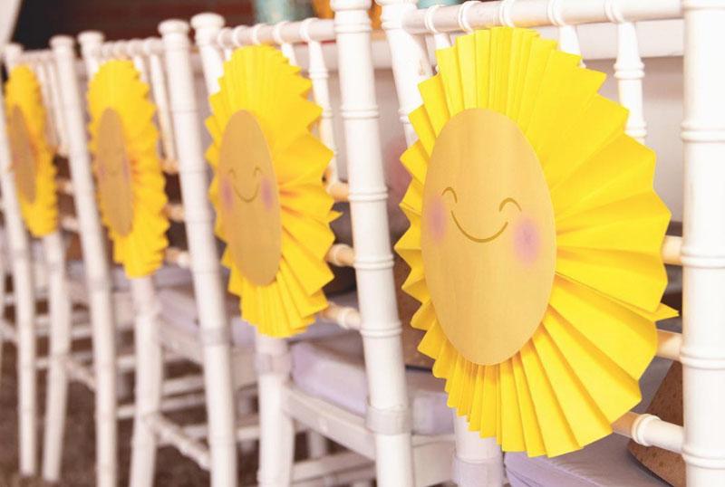 30 Decoracao Festa You Are My Sunshine