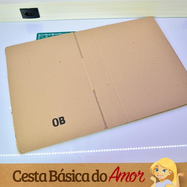 Caixa 0B usada de Cesta