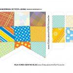 Caixa Bandeirola Colorido parte 2