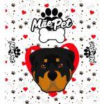 Caixa Dia das Maes Rottweiler