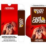 Caixinhas Cafe e Cafune