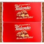 Faixa Lateral para Bolo Dia das Maes Talento 2