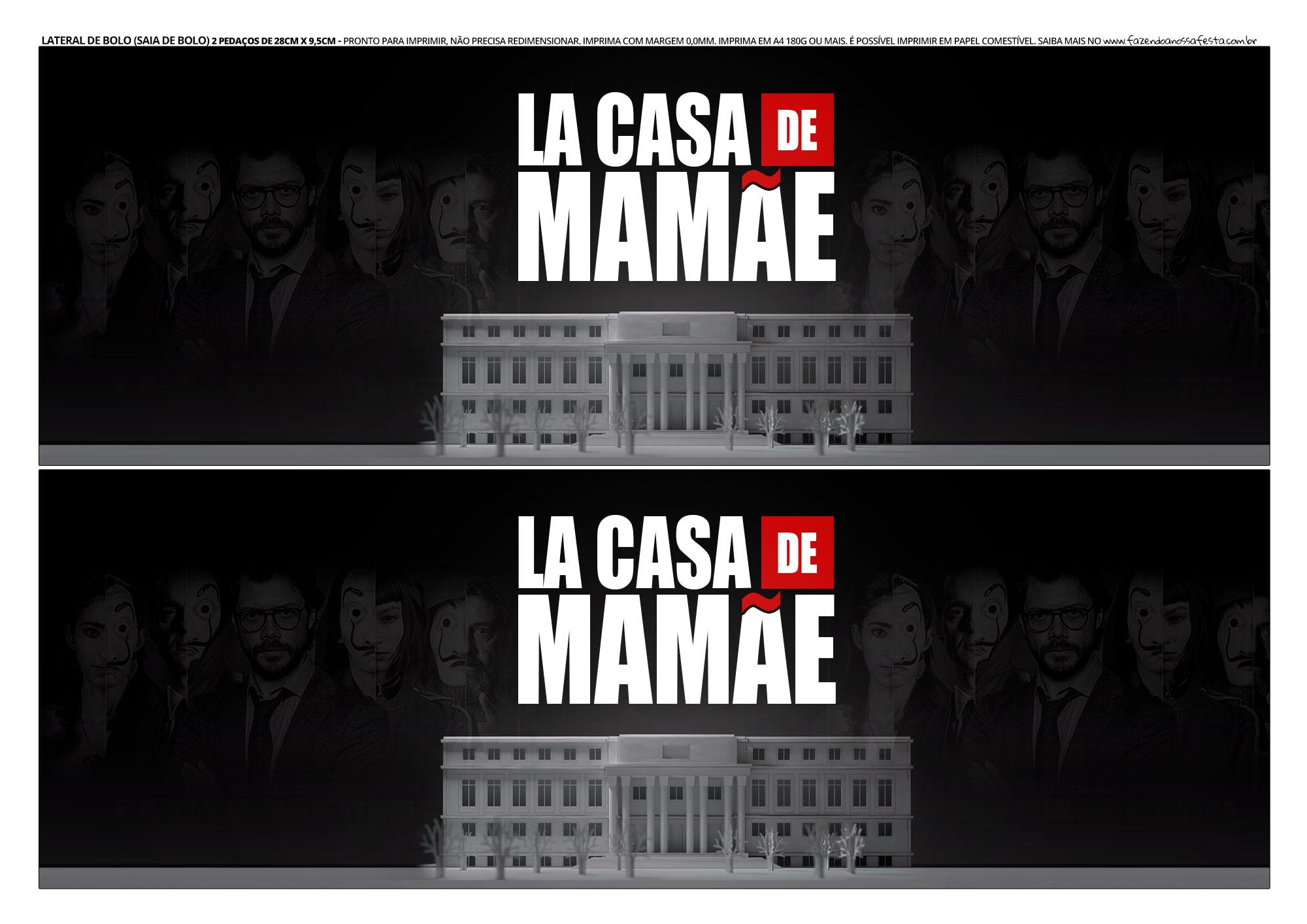 Lateral de Bolo La Casa de Mamae 2