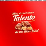 Saia de bolo Mamae Talento 2
