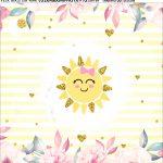 Adesivo Festa Sunshine