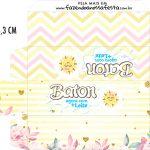 Caixa Baton Festa Raio de Sol