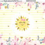 Personalizado Festa Raio de Sol