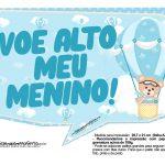 Plaquinhas Ursinho Baloeiro 04