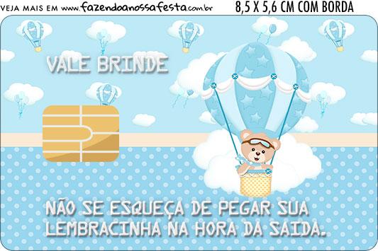 Vale Brinde Ursinho no Balao