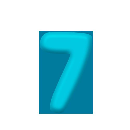 7 simples Ursinho Baloeiro