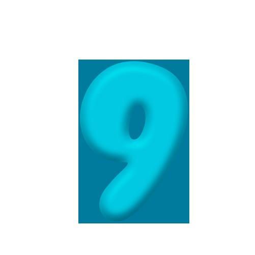 9 simples Ursinho Baloeiro
