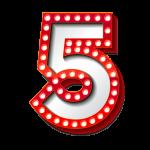 5 Numero Circo Menino