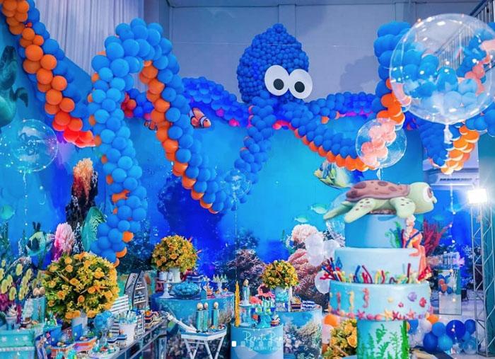 5 Festa Fundo do Mar