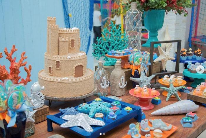 55 Ideias decoracao Fundo do Mar