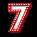 7 Numero Circo Menino