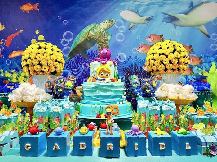 8 Festa Fundo do Mar