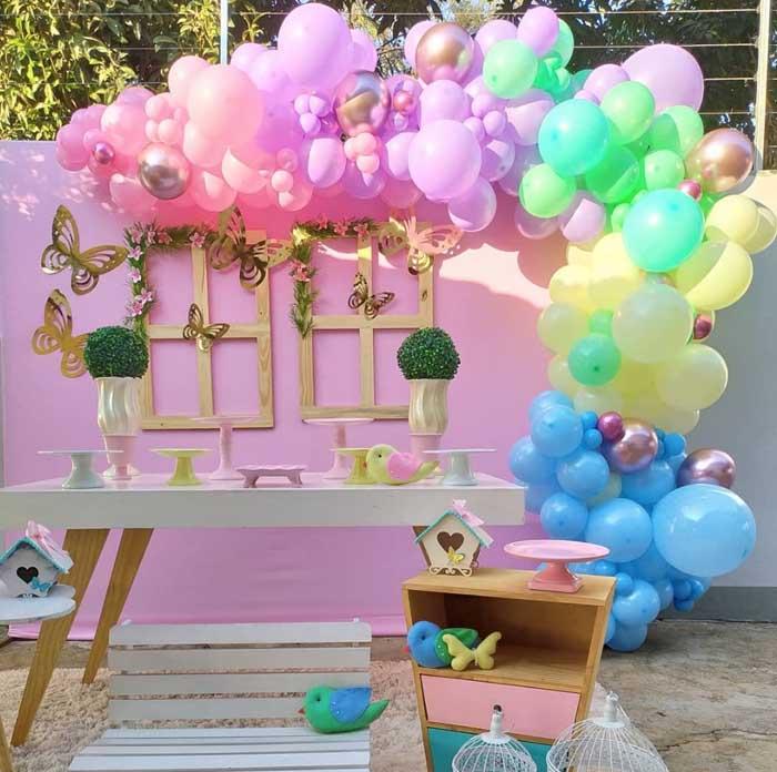 10 Festa Jardim Encantado
