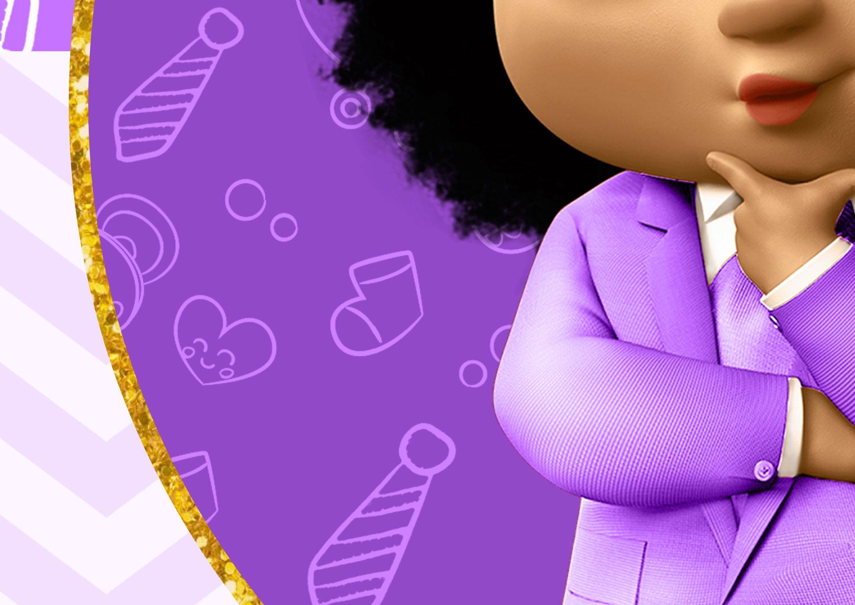 10 Painel Poderosa Chefinha Afro