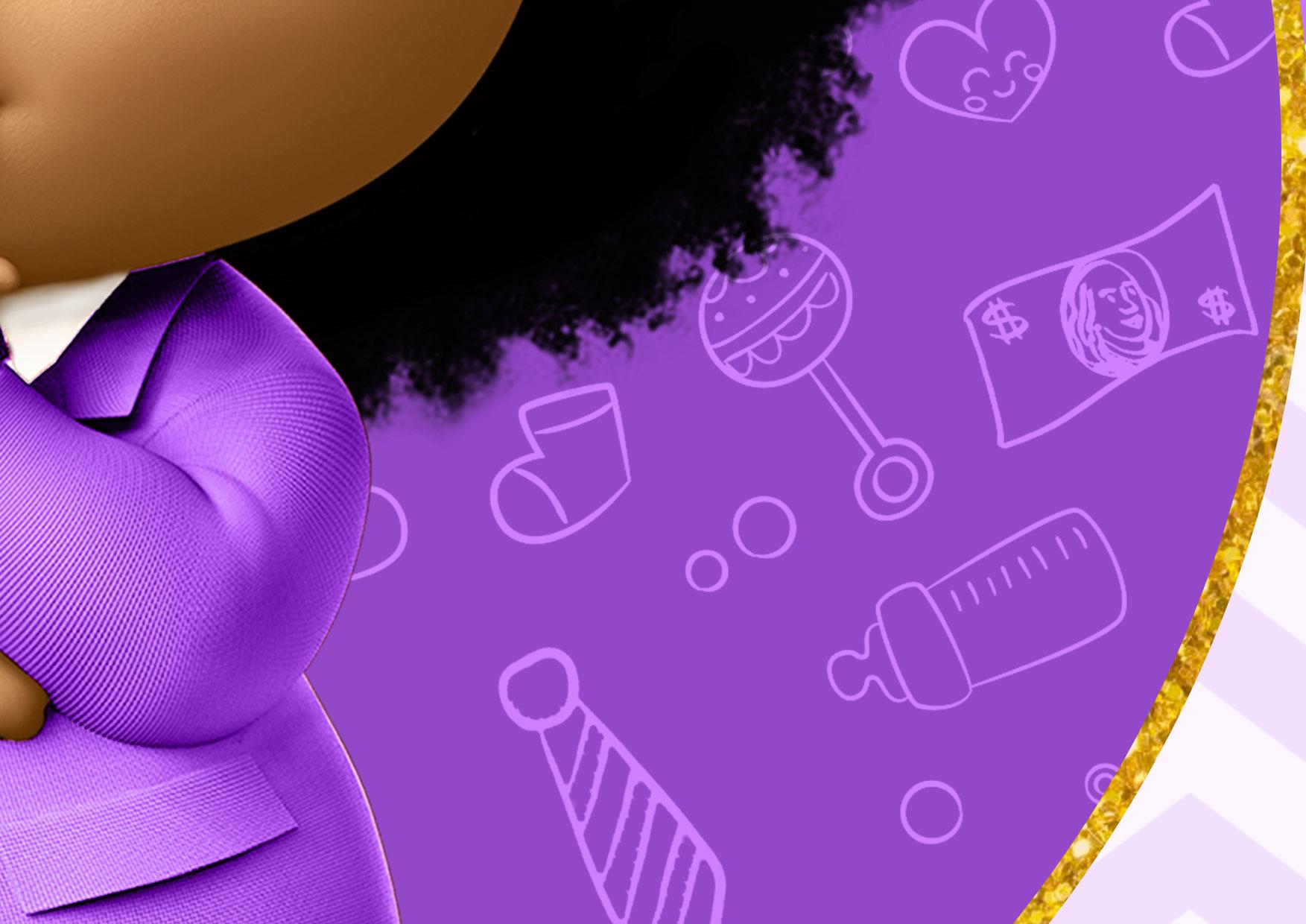 11 Painel Poderosa Chefinha Afro