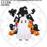 Adesivo ioio Kit Festa Halloween