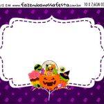 Aviso para Comida Halloween