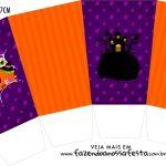Caixa Pipoca Halloween