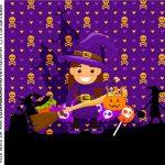 Caixinha Acrilico Halloween