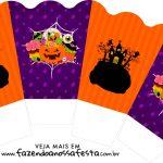 Chachepot centro de mesa Halloween