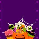 Convite Virtual para celular Halloween