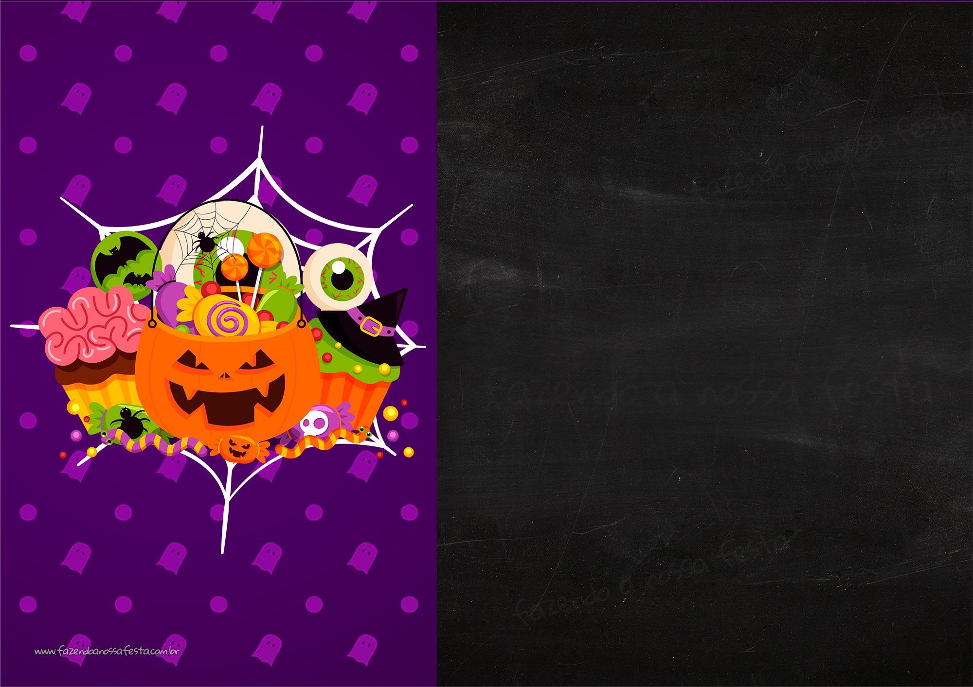 Invitation Halloween 2