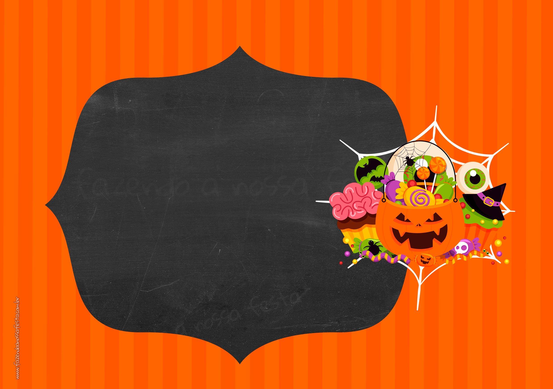 Invitation Halloween