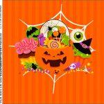 Molde Caixa Acrilica Halloween