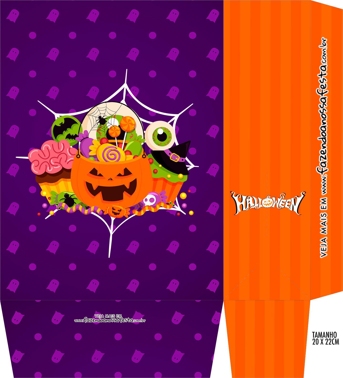 Sacolinha Surpresa Halloween