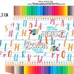 Caixa Baton Formatura ABC