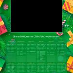 Calendario 2020 personalizado com foto