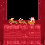 calendario 2020 personalizado para natal 4