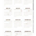Calendario 2021 com bolinha de Natal 2-3