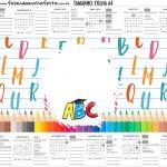 Calendario Personalizado 2019 Formatura ABC