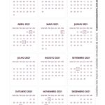 Calendario de Mesa Natal 2021 bichinhos 222