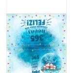 Calendario de Mesa Natal 2021 corujinha 22