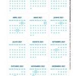 Calendario de Mesa Natal 2021 corujinha 222